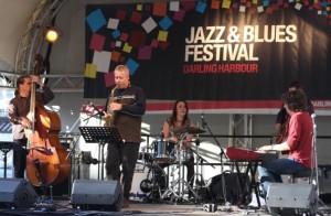 Pete McDonald jazz band