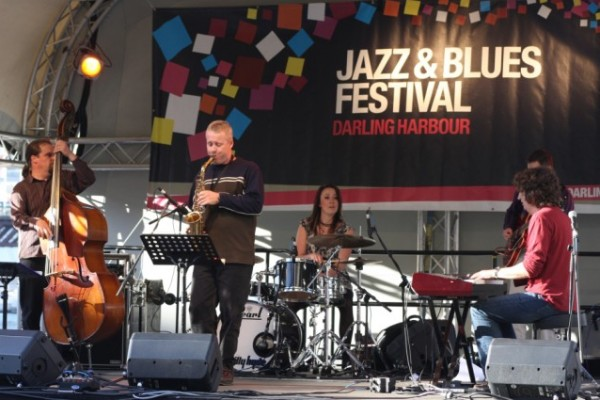 Pete McDonald jazz band