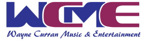 Wayne Curran Music & Entertainment Logo